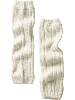 Gap Cable knit legwarmers