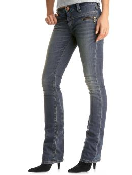 Gap Zip pocket skinny fit jeans